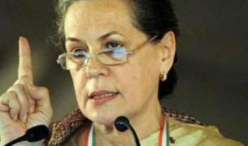 sonia gandhi is an epitome of sacrifice jharkhand...