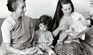 sonia gandhi and her family a trip down the...