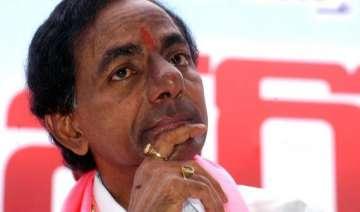 trs claims life threat to chandrasekhara rao -...