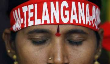 telangana to be a reality tomorrow - India TV