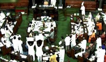 tempers run high in ls over gorkhaland - India TV