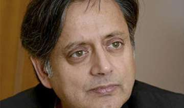 tharoor facing twin challenge in...