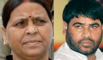 there is no brother or sister in bihar poll...