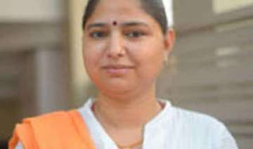ticked off by modi bjp mp removes father as...