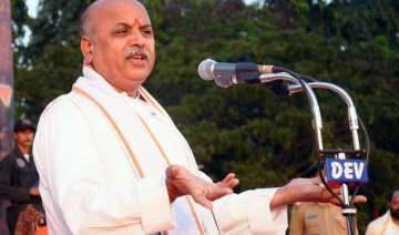 togadia booked for violating model code of...