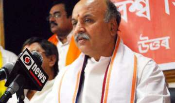 togadia threatens stir against muslim obc quota -...