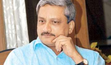 transparency is not nudity parrikar - India TV