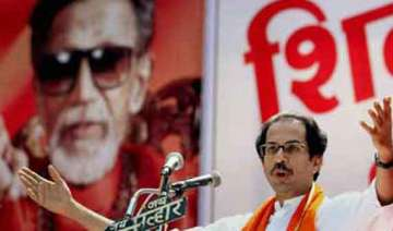 two shiv sena mlas suspended for protest over...