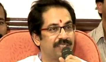 shiv sena does a u turn after attacking modi over...