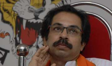 uddhav calls meeting of sena leaders today over...