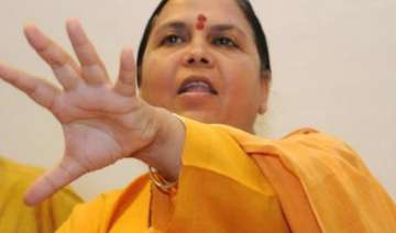 uma suggests out of court settlement on ayodhya...