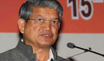 uttarakhand chief minister harish rawat admitted...
