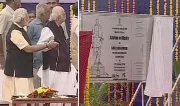 watch narendra modi laying foundation stone of...