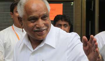 yeddyurappa should get in touch if he wants to...