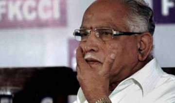 yeddyurappa likely to quit bjp by november end...