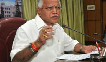 bs yeddyurappa will resign from the bjp today -...
