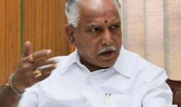 yeddyurappa undergoing naturopathy treatment -...
