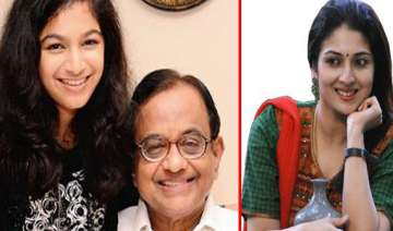 rare pictures of p. chidambaram and family -...