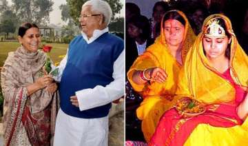 rare pictures of rabri devi - India TV