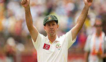 accolades pour in as ponting retires - India TV