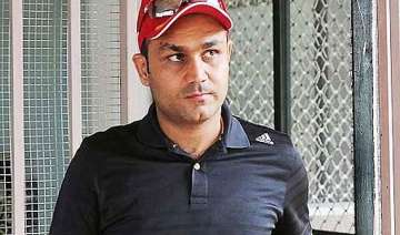 advertisers line up for sehwag - India TV