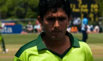ahmed to replace akmal for odis - India TV
