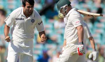 aussie batting can be put under pressure zaheer -...