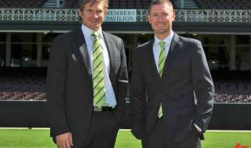 australia leaves for bangladesh with new captain...
