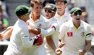 australia defeat india by 122 runs in first test...