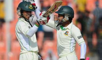 west indies 146 2 at tea in reply to bangladesh s...