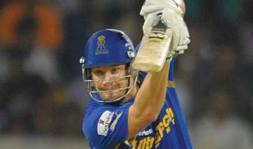 ca forced to release watson for rajasthan royals...
