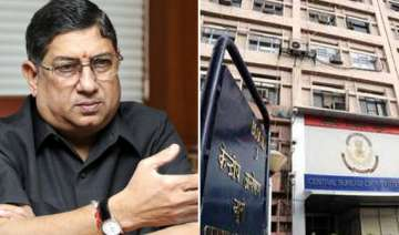 cbi summons bcci chief srinivasan - India TV