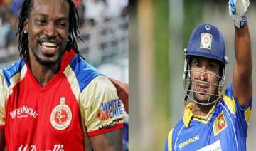 cpl chris gayle welcomes sangakkara s arrival -...