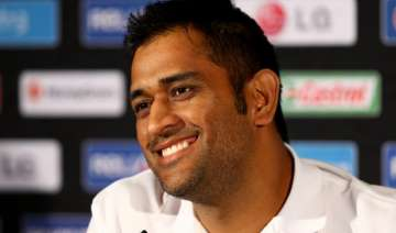champions trophy dhoni says the showers helped us...