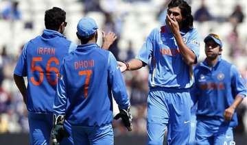 champions trophy dress rehearsal for indian...