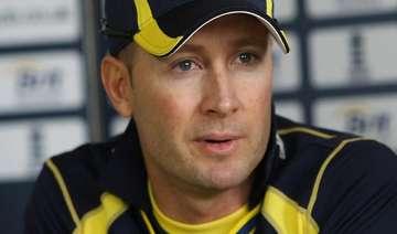 clarke backs selectors says this is not a charity...