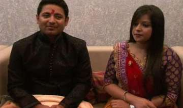 cricketer piyush chawla gets engaged with long...