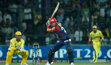 dd thrash csk by 8 wickets in ipl - India TV
