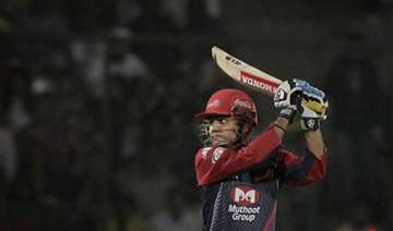 sehwag leads delhi to a much needed win - India TV