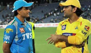 dhoni has done wonders to indian cricket sourav...