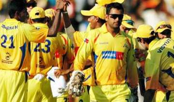 dhoni happy with csk composition - India TV
