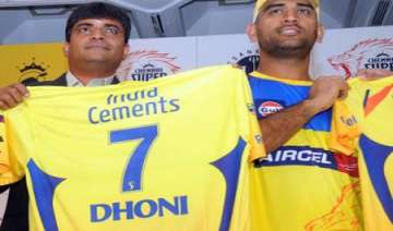 dhoni highest insured in ipl at rs 34 cr - India...