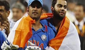 dhoni has done a commendable job as captain says...