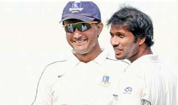 dinda will fly to australia as ishant s cover...