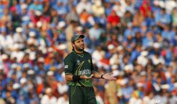 drained shahid afridi to skip tour of west indies...