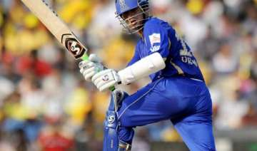 dravid named new rajasthan royals captain - India...