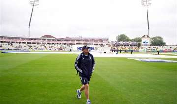 england west indies 1st day washed out at...