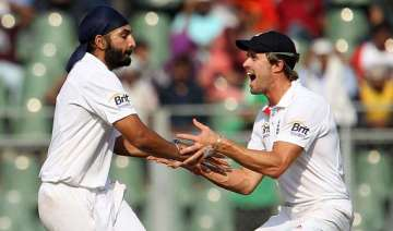 england humiliate india with 10 wicket win level...