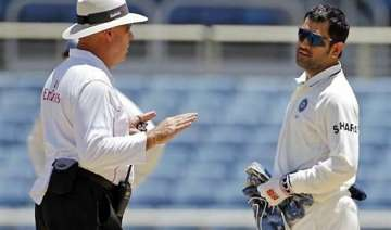 harper claims dhoni tried to intimidate him -...