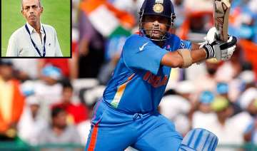 hundredth ton is certain if sachin stays on...